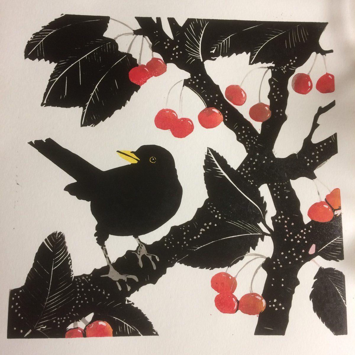 blacbirds B&W copy